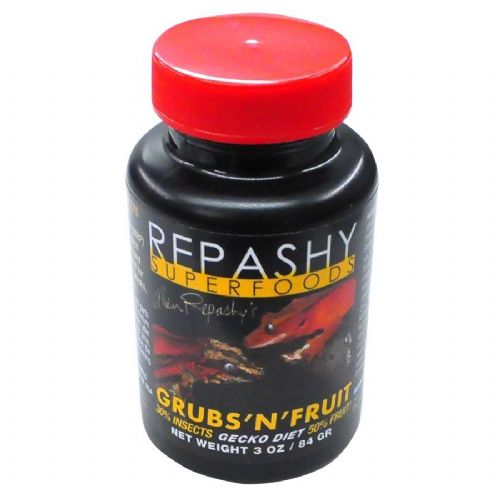 Repashy Superfoods, Grubs 'n' Fruit, 85g